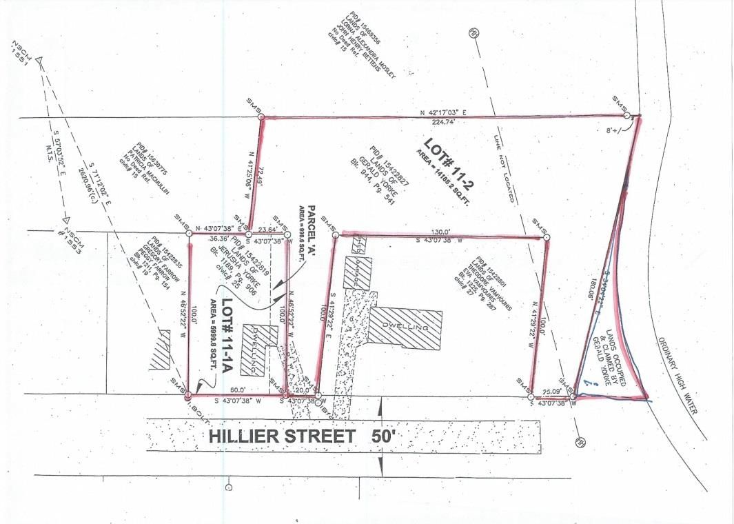 Main Photo: 25 Hillier Street in Glace Bay: 203-Glace Bay Vacant Land for sale (Cape Breton)  : MLS®# 202114798