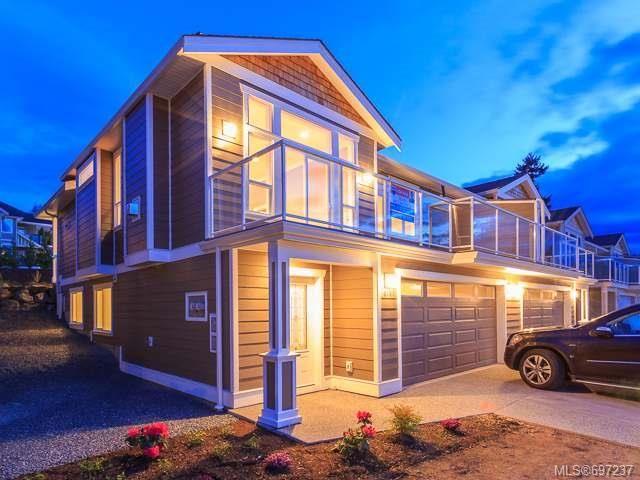 Main Photo: 6181 Arlin Pl in NANAIMO: Na North Nanaimo Row/Townhouse for sale (Nanaimo)  : MLS®# 697237
