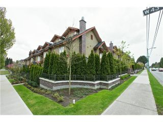 Photo 14: 5908 OAK Street in Vancouver: Oakridge VW Townhouse for sale (Vancouver West)  : MLS®# V1096610