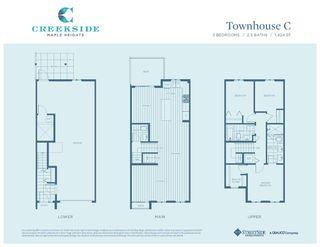 Photo 12: 29 24076 112 AVENUE in Maple Ridge: Cottonwood MR Townhouse for sale : MLS®# R2427445
