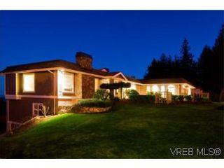 Photo 3: 1736 Mayneview Terr in NORTH SAANICH: NS Dean Park House for sale (North Saanich)  : MLS®# 518434