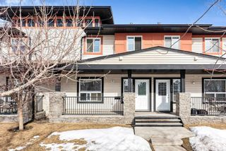 Main Photo: 173 Eversyde Common SW in Calgary: Evergreen Row/Townhouse for sale : MLS®# A1073828