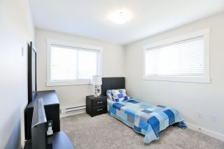 """Photo 16: 39 7247 140 Street in Surrey: East Newton Townhouse for sale in """"Greenwood Townhomes"""" : MLS®# R2256026"""