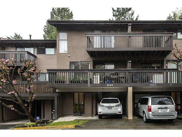"""Main Photo: 3045 ARIES Place in Burnaby: Simon Fraser Hills Townhouse for sale in """"Simon Fraser Hills"""" (Burnaby North)  : MLS®# V1059941"""