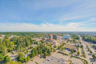 """Photo 30: 2602 13615 FRASER Highway in Surrey: Whalley Condo for sale in """"KING GEORGE HUB"""" (North Surrey)  : MLS®# R2617541"""