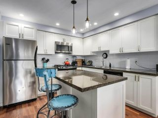 """Photo 10: 2774 ALMA Street in Vancouver: Kitsilano Townhouse for sale in """"Twenty On The Park"""" (Vancouver West)  : MLS®# R2501470"""