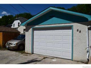 Photo 19: 88 Cobourg Avenue in WINNIPEG: East Kildonan Residential for sale (North East Winnipeg)  : MLS®# 1516430