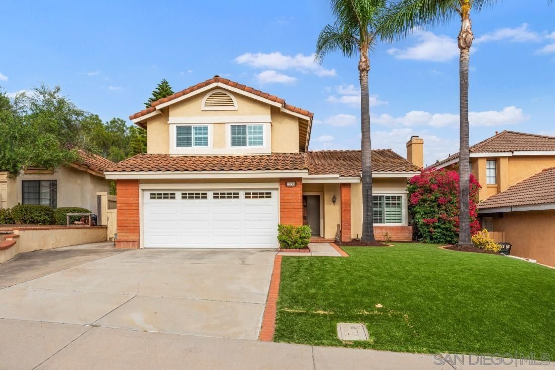 Main Photo: RANCHO PENASQUITOS House for sale : 3 bedrooms : 12745 Amaranth Street in San Diego