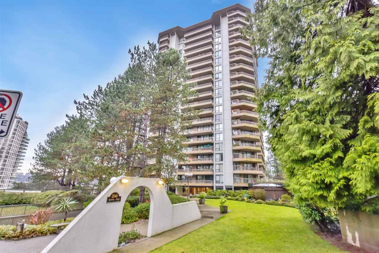 Main Photo: 603 2041 BELLWOOD AVENUE in Burnaby: Brentwood Park Condo for sale (Burnaby North)  : MLS®# R2525101