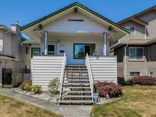 Photo 1: 2253 E 35TH AV in Vancouver: Victoria VE House for sale (Vancouver East)  : MLS®# V1132714