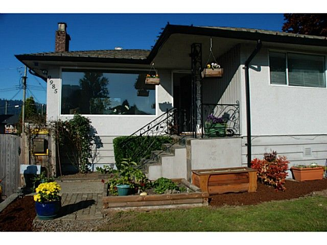 Main Photo: 9985 DAVID Drive in Burnaby: Sullivan Heights House for sale (Burnaby North)  : MLS®# V1032852