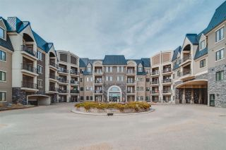 Photo 1: 120 6083 MAYNARD Way in Edmonton: Zone 14 Condo for sale : MLS®# E4237088