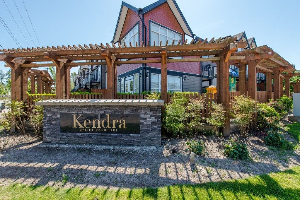 """Main Photo: 8 6378 142 Street in Surrey: Sullivan Station Townhouse for sale in """"Kendra"""" : MLS®# R2193744"""