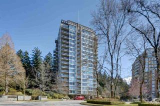 """Photo 1: 802 5639 HAMPTON Place in Vancouver: University VW Condo for sale in """"THE REGENCY"""" (Vancouver West)  : MLS®# R2591360"""