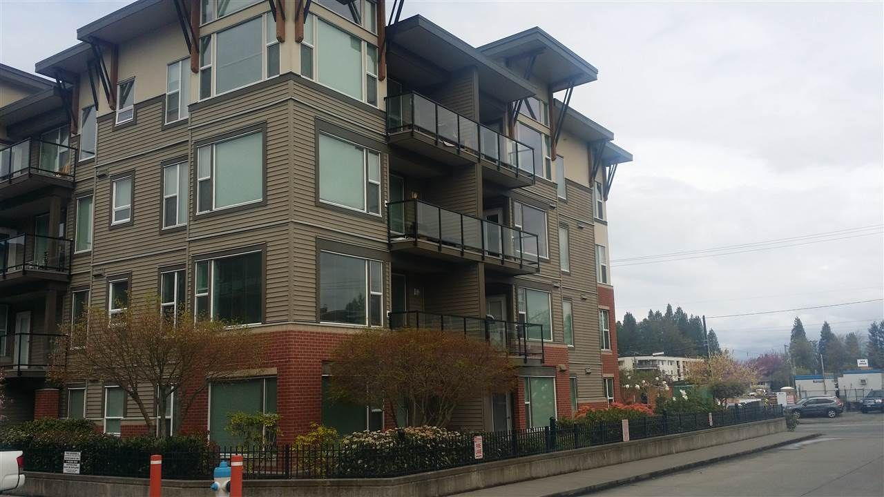 """Main Photo: 408 33538 MARSHALL Road in Abbotsford: Central Abbotsford Condo for sale in """"THE CROSSING"""" : MLS®# R2164404"""