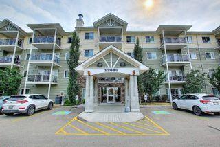 Photo 1: 319 12650 142 Avenue in Edmonton: Zone 27 Condo for sale : MLS®# E4254105