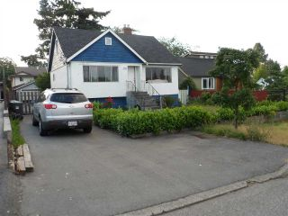 Photo 1: 2219 DUBLIN STREET in New Westminster: Connaught Heights House for sale : MLS®# R2078263