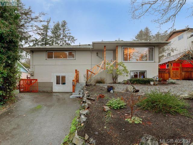 Main Photo: 4030 GRANGE Rd in VICTORIA: SW Interurban House for sale (Saanich West)  : MLS®# 805039