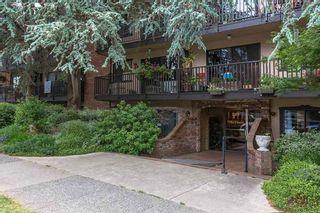 """Photo 1: 105 2255 W 5TH Avenue in Vancouver: Kitsilano Condo for sale in """"VILLA FIORITA"""" (Vancouver West)  : MLS®# R2612045"""