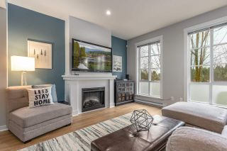 """Photo 5: 4 3437 WILKIE Avenue in Coquitlam: Burke Mountain Townhouse for sale in """"TATTON WEST"""" : MLS®# R2565949"""