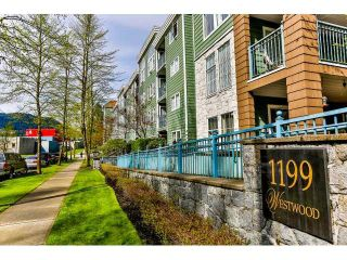 """Photo 10: 305 1199 WESTWOOD Street in Coquitlam: North Coquitlam Condo for sale in """"THE CRESCENT"""" : MLS®# V1052565"""