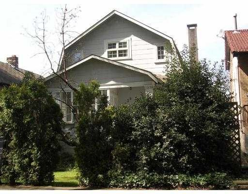 Main Photo: 6439 Cypress: House for sale : MLS®# V762243