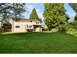 """Photo 18: 14474 18 Avenue in Surrey: Sunnyside Park Surrey House for sale in """"Sunnyside"""" (South Surrey White Rock)  : MLS®# F1439458"""