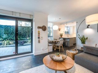 """Photo 5: 101 1725 BALSAM Street in Vancouver: Kitsilano Condo for sale in """"Balsam House"""" (Vancouver West)  : MLS®# R2454346"""