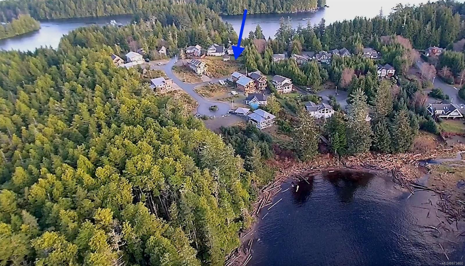 Main Photo: Lot 24 Pass Of Melfort Pl in : PA Ucluelet Land for sale (Port Alberni)  : MLS®# 873460