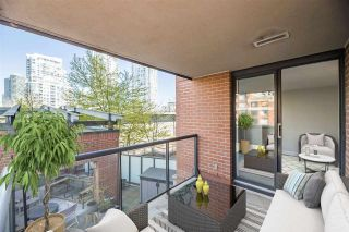 """Photo 15: 3E 199 DRAKE Street in Vancouver: Yaletown Condo for sale in """"CONCORDIA 1"""" (Vancouver West)  : MLS®# R2590785"""