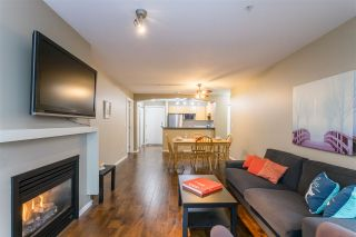 "Photo 7: 305 9339 UNIVERSITY Crescent in Burnaby: Simon Fraser Univer. Condo for sale in ""HARMONTY AT THE HIGHLANDS"" (Burnaby North)  : MLS®# R2450869"