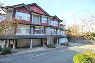 """Photo 1: 76 18199 70 Avenue in Surrey: Cloverdale BC Townhouse for sale in """"Augusta"""" (Cloverdale)  : MLS®# R2422353"""