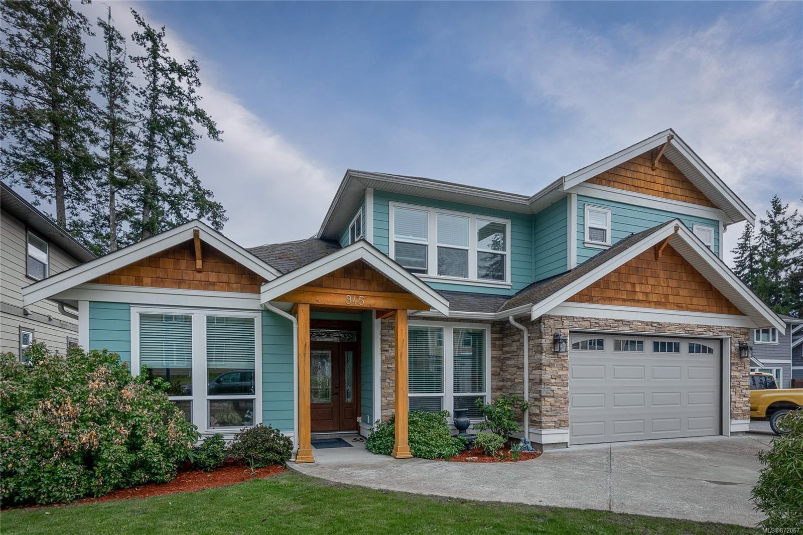 Main Photo: 945 Aqua Crt in : La Florence Lake House for sale (Langford)  : MLS®# 872067