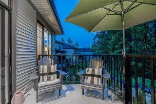 """Photo 42: 36 3306 PRINCETON Avenue in Coquitlam: Burke Mountain Townhouse for sale in """"HADLEIGH ON THE PARK"""" : MLS®# R2491911"""