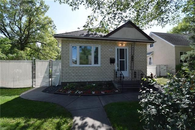 Main Photo: 710 Moncton Avenue in Winnipeg: East Kildonan Residential for sale (3B)  : MLS®# 1923003