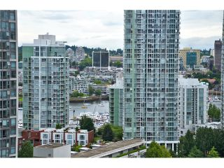 """Photo 1: # 1907 977 MAINLAND ST in Vancouver: Yaletown Condo for sale in """"YALETOWN PARK III"""" (Vancouver West)  : MLS®# V1015117"""