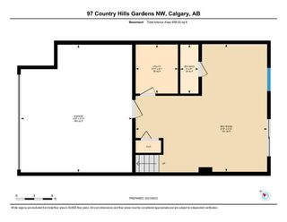 Photo 35: 97 Country Hills Gardens NW in Calgary: Country Hills Row/Townhouse for sale : MLS®# A1149048