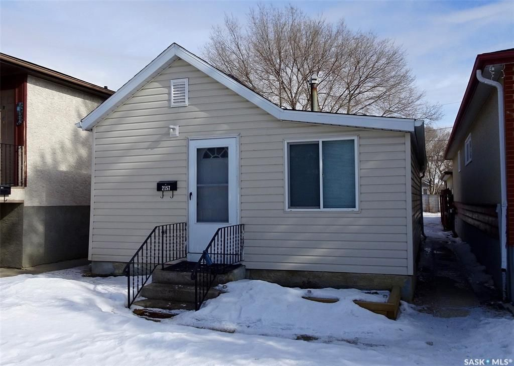 Main Photo: 2157 Mackay Street in Regina: Broders Annex Residential for sale : MLS®# SK842572