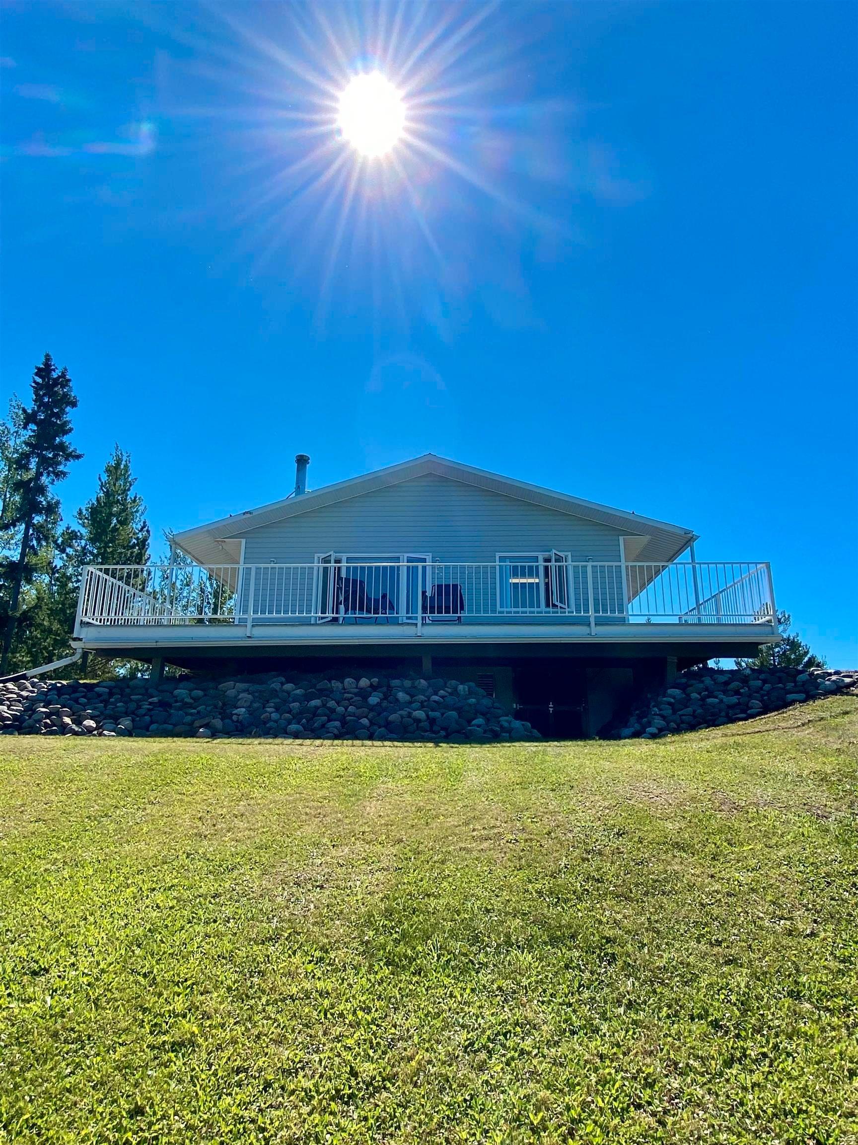 Main Photo: 41860 S BEDNESTI LAKE Road in Prince George: Bednesti House for sale (PG Rural West (Zone 77))  : MLS®# R2609795