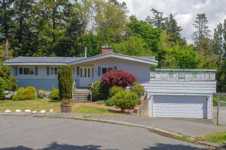 Photo 1: 587 Nora Pl in : SW Tillicum House for sale (Saanich West)  : MLS®# 877008