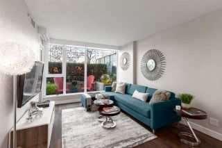 """Photo 10: 106 1618 QUEBEC Street in Vancouver: Mount Pleasant VE Condo for sale in """"CENTRAL"""" (Vancouver East)  : MLS®# R2549897"""
