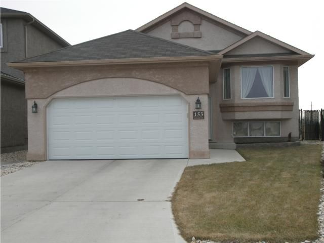 Main Photo: 153 Montvale Crescent in WINNIPEG: Windsor Park / Southdale / Island Lakes Residential for sale (South East Winnipeg)  : MLS®# 1005493