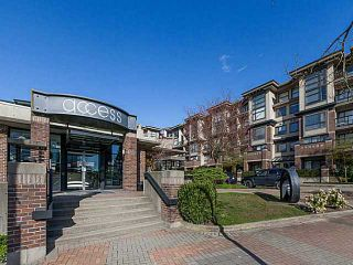 "Photo 1: 130 10838 CITY Parkway in Surrey: Whalley Condo for sale in ""THE ACCESS"" (North Surrey)  : MLS®# F1408654"