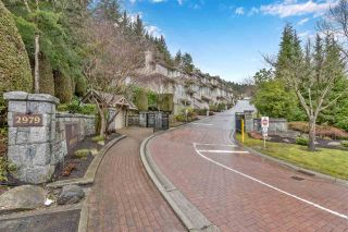 """Photo 39: 20 2979 PANORAMA Drive in Coquitlam: Westwood Plateau Townhouse for sale in """"DEERCREST"""" : MLS®# R2545272"""