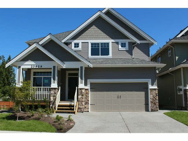 Main Photo: 20629 85 Avenue in Langley: House for sale : MLS®# F1442459