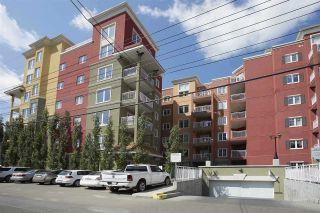 Photo 21: 415 10333 112 Street in Edmonton: Zone 12 Condo for sale : MLS®# E4245718