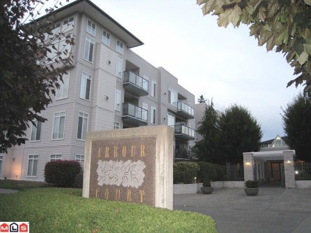 "Main Photo: 107 32075 GEORGE FERGUSON Way in Abbotsford: Abbotsford West Condo for sale in ""Arbour Court"" : MLS®# F1124751"