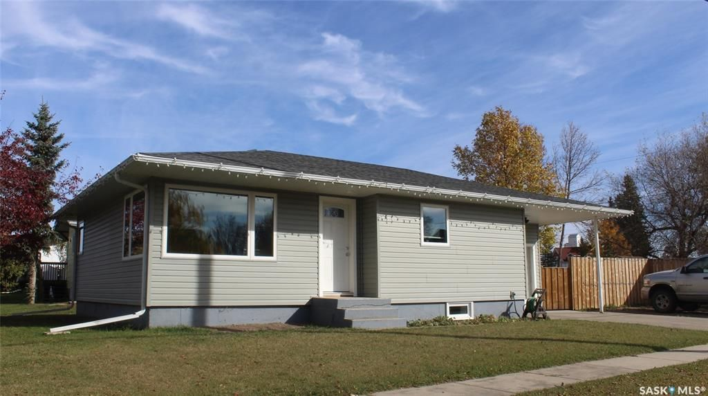 Main Photo: 210 2nd Street West in Wilkie: Residential for sale : MLS®# SK830115