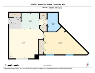 Photo 16: 240 901 MOUNTAIN Street: Canmore Apartment for sale : MLS®# A1146114