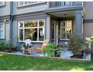 """Photo 5: 104 4885 VALLEY DR in Vancouver: Quilchena Condo for sale in """"MACLURE HOUSE"""" (Vancouver West)  : MLS®# V615318"""